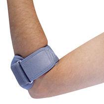 Epicondylitis strap / with epicondylus muscle pad