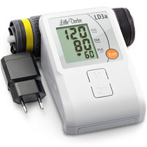 Automatic blood pressure monitor / arm / compact / oscillometric