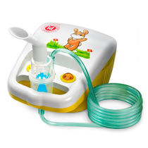 Electronic nebulizer / with compressor / pediatric