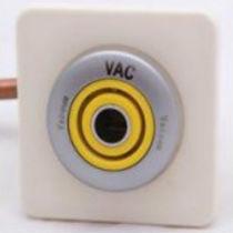 Medical gas outlet