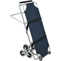 Veterinary stretcher trolley / transport / manual / 1-section