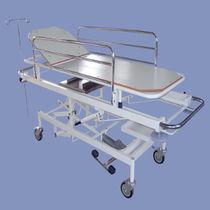Emergency stretcher trolley / recovery / hydraulic / pneumatic
