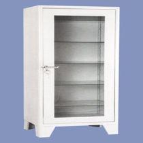Storage cabinet / with shelf / 1-door