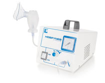 Electro-pneumatic nebulizer / with compressor