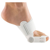 Hallux valgus orthosis / articulated