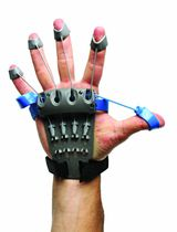 Metacarpal orthosis orthopedic immobilization / finger extension