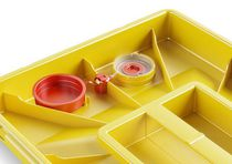 Sterilization container lid
