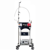 Surgical laser / CO2 / trolley-mounted