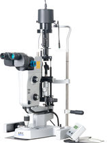 Ophthalmic laser / capsulotomy / Nd:YAG / tabletop