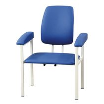 Non-adjustable blood collection chair / bariatric
