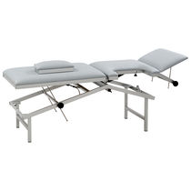 Echocardiography examination table / electric / 2 sections