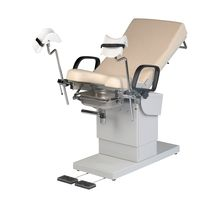 Urological examination chair / electric / height-adjustable / 2-section