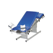 Gynecology examination table / electric / height-adjustable / Trendelenburg