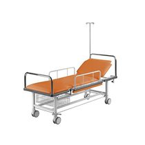 Transport stretcher trolley / emergency / patient transfer / recovery