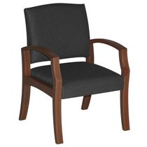 Waiting room chair / with armrests / bariatric