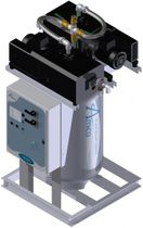 Rotary claw vacuum pump / medical / oil-free