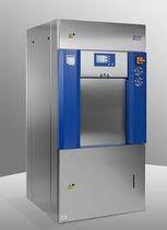 Medical waste sterilizer / steam / front-loading / built-in