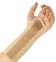 Wrist sleeve / with thumb loop