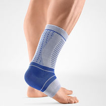 Ankle sleeve / with malleolar pad / with para-achilles pad