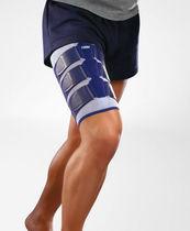 Thigh sleeve / with quadracipital pad