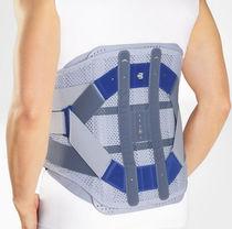 Lumbo-sacral support belt / adult / rigid