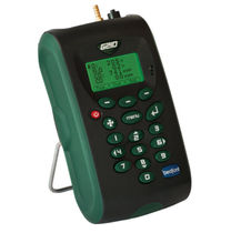 Gas quality test monitor / medical / hand-held