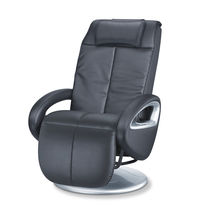 Shiatsu massage armchair