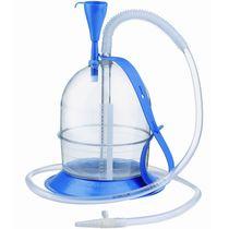 Pleural drainage set / single-chamber / water-seal