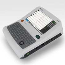 Resting electrocardiograph / digital / 12-channel / with display