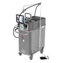 Hair removal laser / pigmented lesion treatment / Nd:YAG / alexandrite