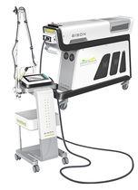 Dermatology laser / copper bromide / trolley-mounted