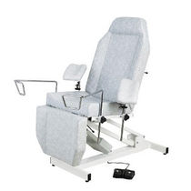 Electric blood donor chair / 3-section / Trendelenburg / height-adjustable