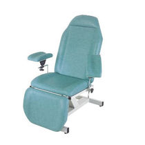 Non-adjustable blood donor chair / 3-section / Trendelenburg
