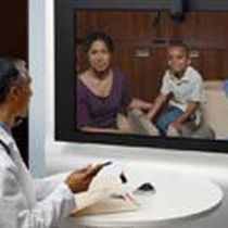Vital sign telemedicine system / with teleconsultation