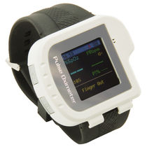 Wrist pulse oximeter / wireless
