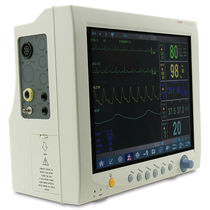Intensive care multi-parameter monitor / CO2 / IBP / NIBP