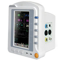 Intensive care vital signs monitor / blood glucose / TEMP / SpO2