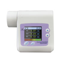 Hand-held spirometer / wireless