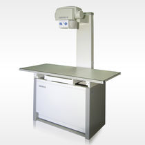 Veterinary X-ray system / analog / table-type