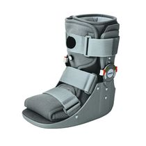 Short walker boot / inflatable / articulated