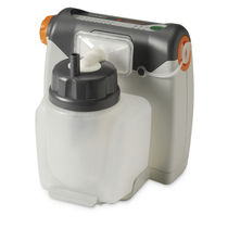 Battery-operated mucus suction pump / portable