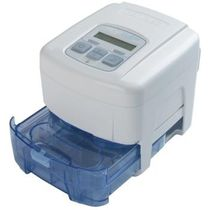 Electronic ventilator / intensive care / CPAP / with heated humidifier