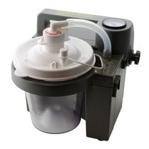 Electric mucus suction pump / battery-operated / for home use / portable