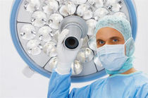 Surgical light video camera / HD