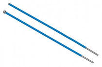 Electrosurgical electrode / gynecological / ball tube / tungsten