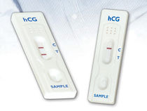 Rapid pregnancy test / hCG / serum / urine