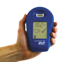 Point-of-care hemoglobin analyzer / adult / portable / for anemia