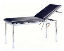 Fixed-height examination table / 2 sections / ergonomic