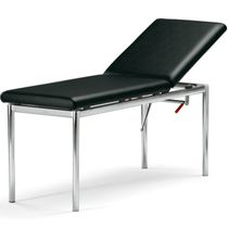 Ergonomic examination table / fixed-height / 2-section