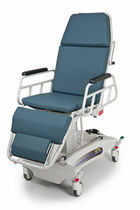 Electric stretcher chair / height-adjustable / 3 sections